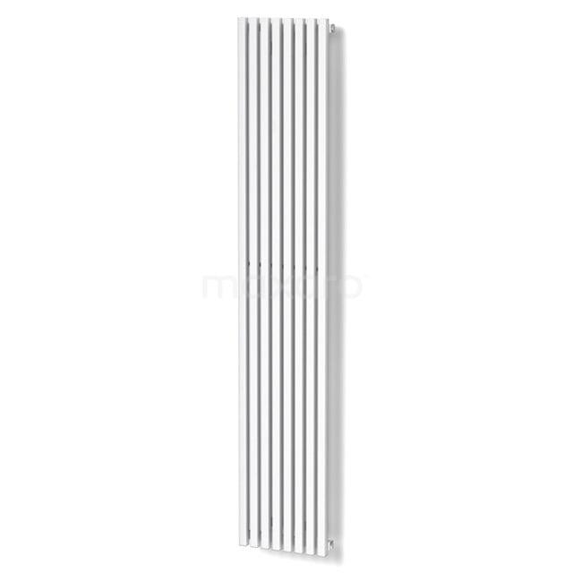 Aluminium Designradiator Sol Glanzend Wit 1049 Watt 33,5x180cm Verticaal DR59_0818GW