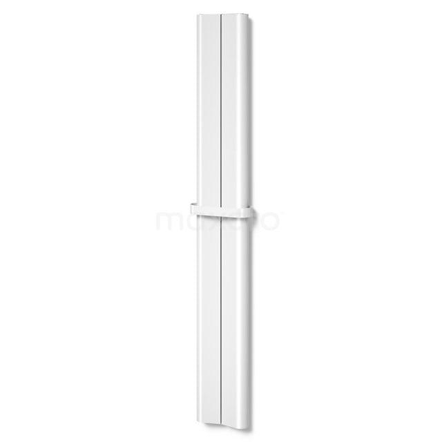 Aluminium Designradiator Carme Glanzend Wit 526 Watt 24,5x180cm Verticaal DR62_0218GWT