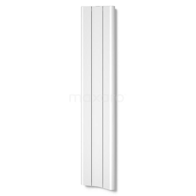 Aluminium Designradiator Carme Glanzend Wit 774 Watt 37x180cm Verticaal DR62_0318GW