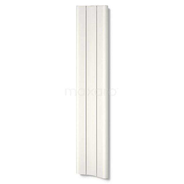 Aluminium Designradiator Carme Mat Wit 774 Watt 37x180cm Verticaal DR62_0318SW