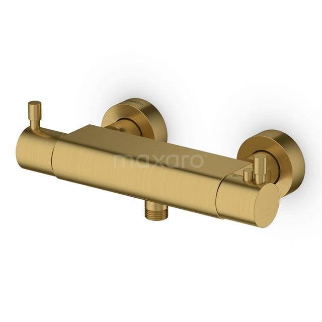 Thermostatische Douchekraan Radius Gold, Goud 55.106.202GG
