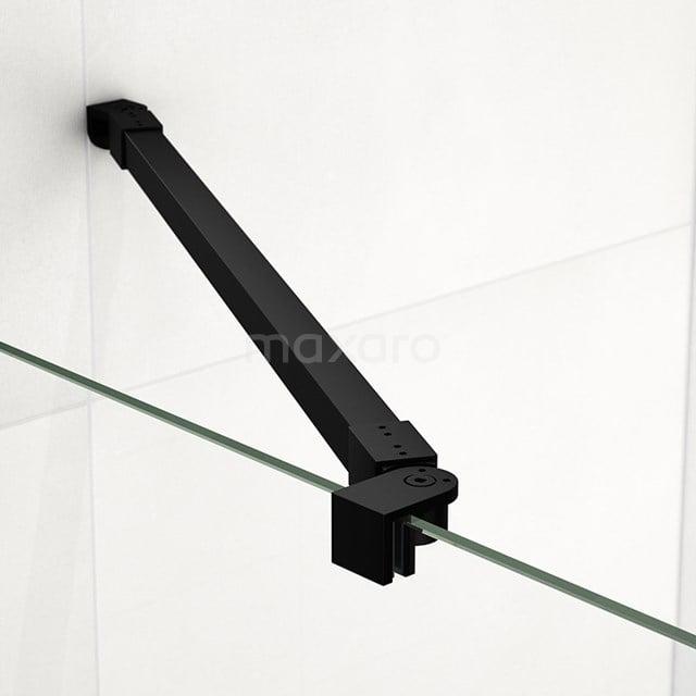 Stabilisatiestang Beweegbaar 8mm Mat Zwart 70cm SBH700M