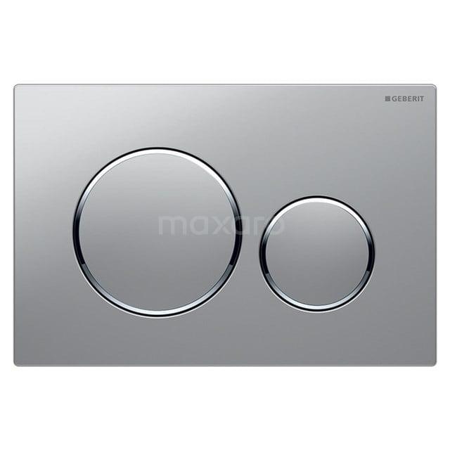 Bedieningspaneel Toilet Sigma 20 Chroom-look Mat 911013551