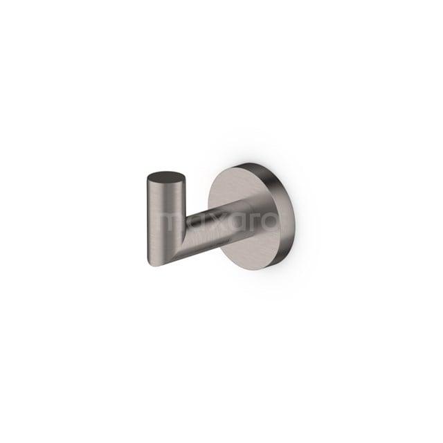 Handdoekhaak Radius Steel, Rvs-look 150-0601BR