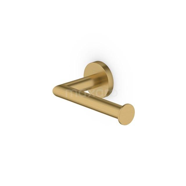 Toiletrolhouder Radius Gold, Rond, Goud 150-1103GG