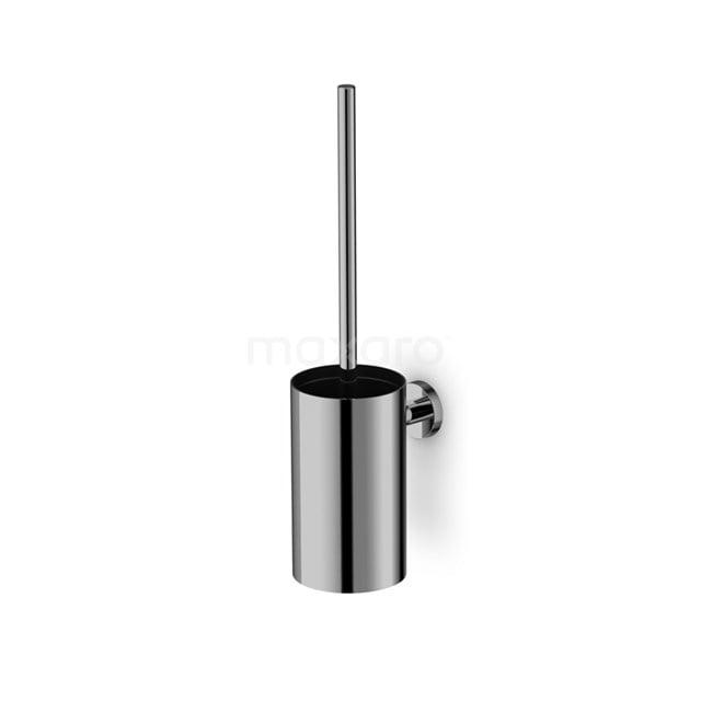 WC Borstel Radius Chrome, Hangend, Chroom 150-1203N
