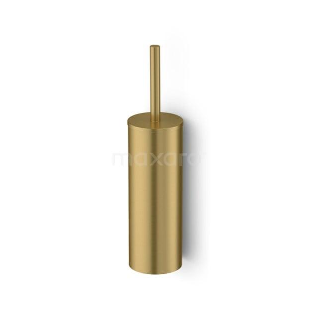 WC Borstel Radius Gold, Hangend, Goud 200-1202GG