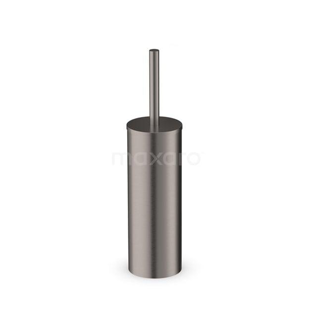 WC Borstel Radius Steel, Staand, Rvs-look 200-1205BR