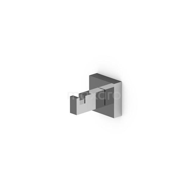 Handdoekhaak Cubic Chrome, Chroom 250-0601