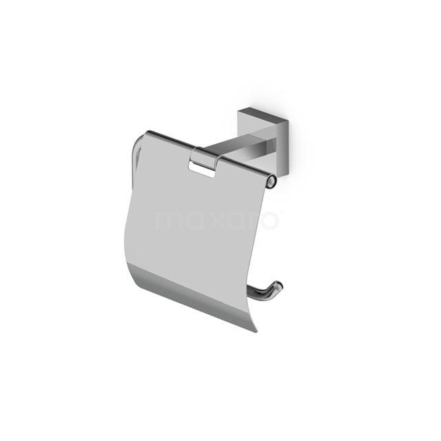 Toiletrolhouder Cubic Chrome, Chroom 250-1102