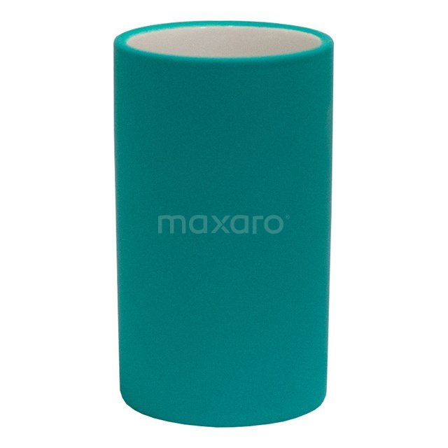 Tandenborstelhouder Solid, Turquoise 300-4302