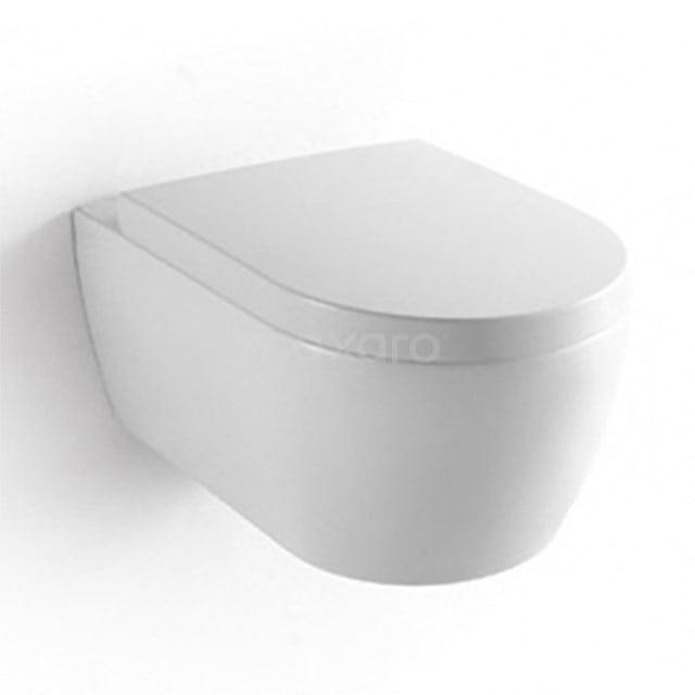 Hangend Toilet Classico Diepspoel Wit 300.0372