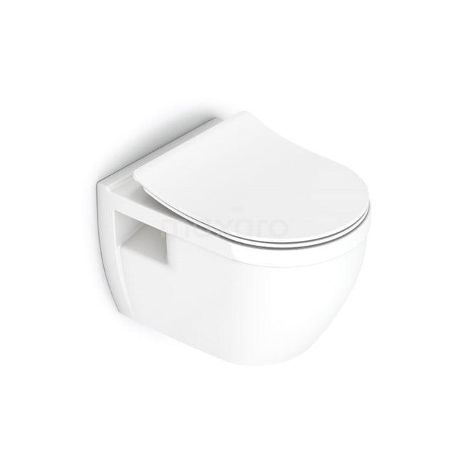 Hangend Toilet Base Keramiek Easy Clean 300.0376