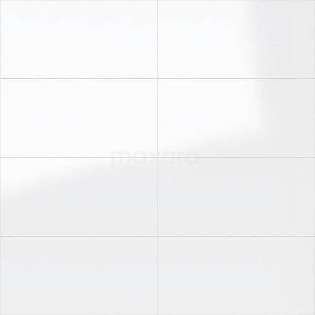 Wandtegel Blanco 30x60cm Uni Wit Glanzend Gerectificeerd 301-500101