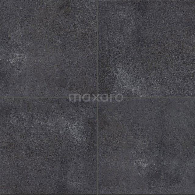 Vloertegel/Wandtegel Loft Antraciet 60x60cm Betonlook Antraciet Gerectificeerd 304-040303