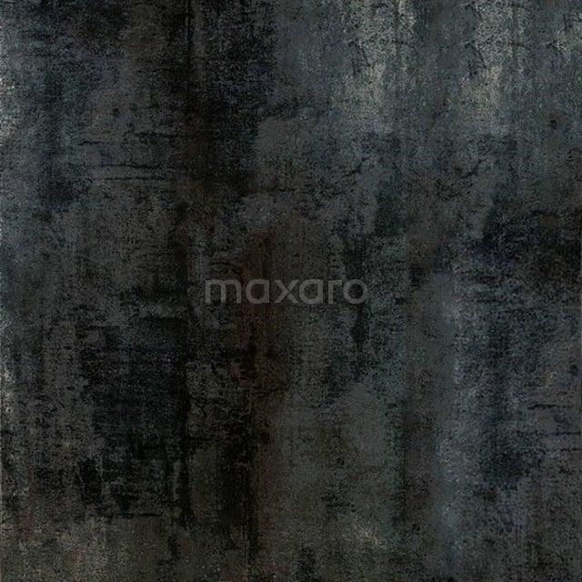 Vloertegel/Wandtegel Steelstone Black 60x60cm Metal Look Zwart 403-070102