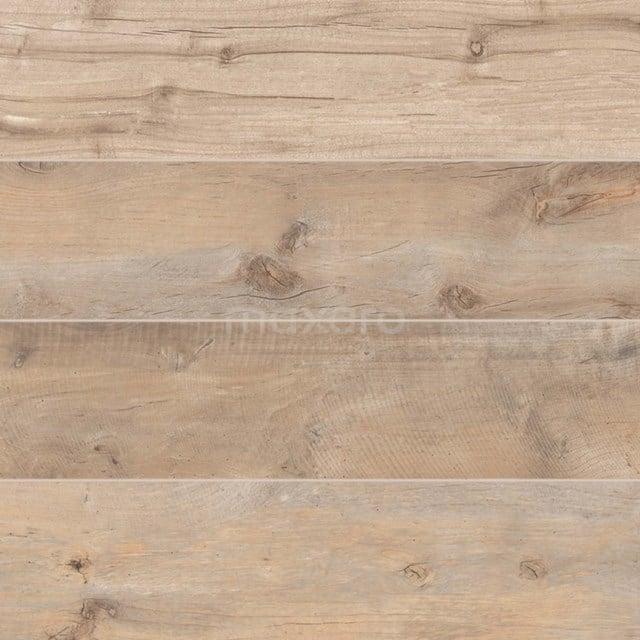 Keramisch Parket Vivido Oak 20x120cm Houtlook Bruin Gerectificeerd 405-010101