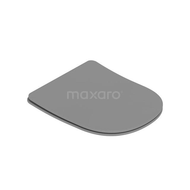 Wc-bril Colorato mat grijs 500.0377MG