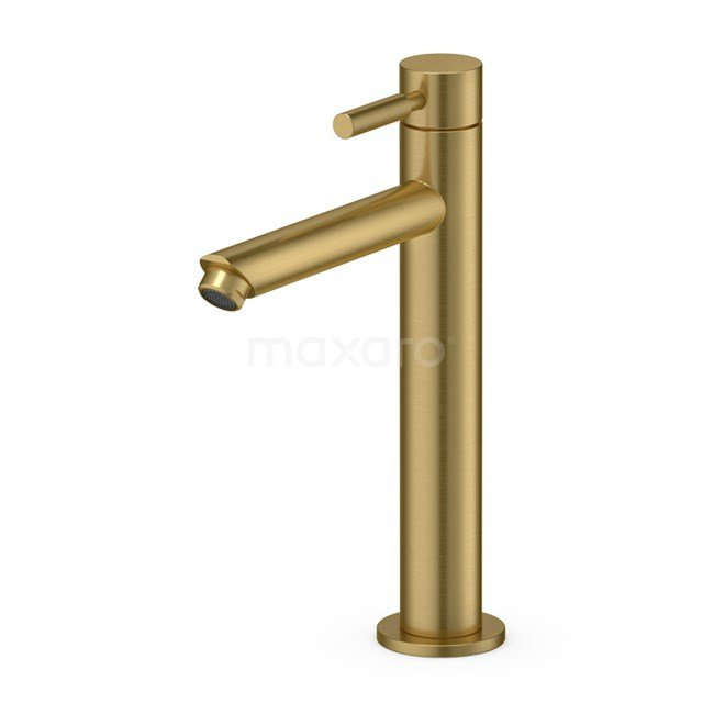 Hoge Fonteinkraan Radius Gold, Koudwaterkraan, Goud 55.004.414GG