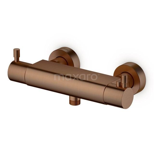 Thermostatische Douchekraan Radius Copper, Koper 55.106.202KP