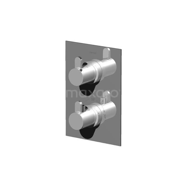 Inbouw Douchekraan Balance Chrome, Thermostatisch, Chroom 66.152.502NS