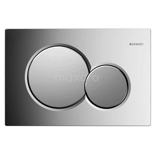 Bedieningspaneel Toilet Sigma 01 Chroom-look Glans 911011007