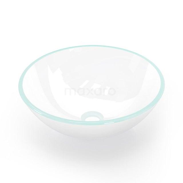 Waskom Galanta Glas Transparant 40x13cm Rond G120-0031