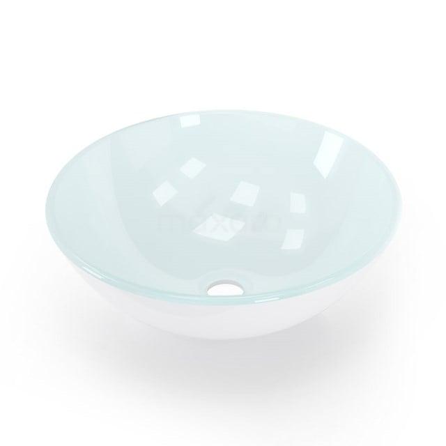 Waskom Galanta Glas Wit 40x13cm Rond G120-0037