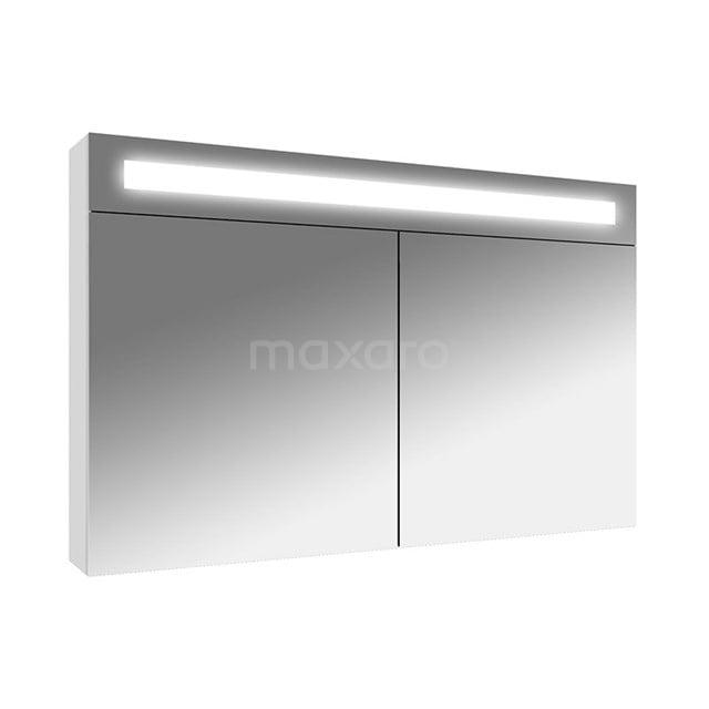 Spiegelkast met Verlichting Filo 100x62,5cm Hoogglans Wit K31-1000-40410