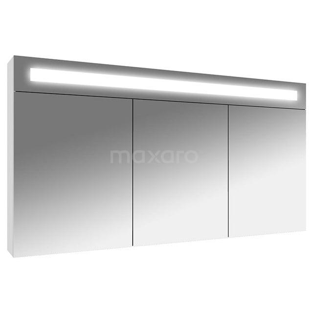 Spiegelkast met Verlichting Filo 120x62,5cm Hoogglans Wit K31-1200-40410