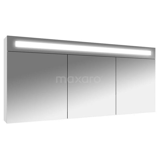 Spiegelkast met Verlichting Filo 140x62,5cm Hoogglans Wit K31-1400-40410