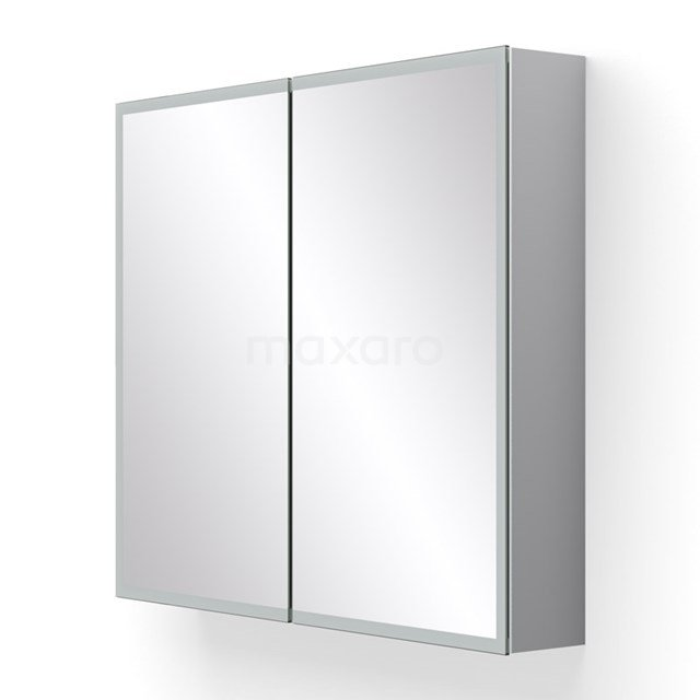 Spiegelkast met Verlichting Lento 80x70cm Stopcontact K45-0800-55505