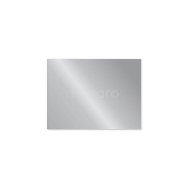 Badkamerspiegel Liso 80x60cm Wit M02-0800-42400