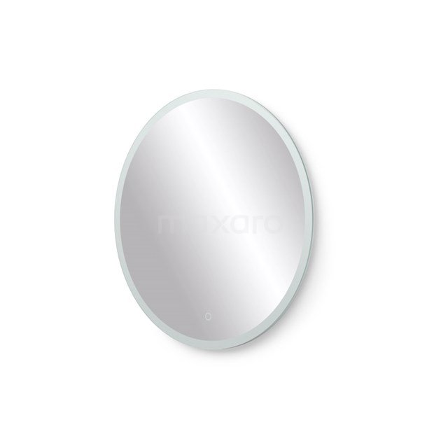 Ronde badkamerspiegel met LED Verlichting 60cm M45-0600-43080