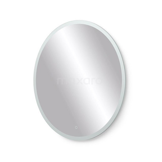 Ronde badkamerspiegel met LED Verlichting 80cm M45-0800-43080