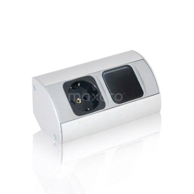 Stopcontact met Schakelaar 911011143