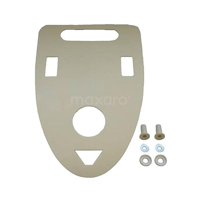 Geluidsisolatie mat voor urinoir 911011170
