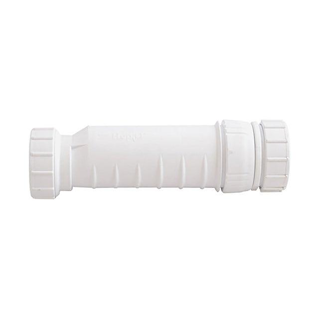 Sifon & adapter Whirlpool Wit TS14001