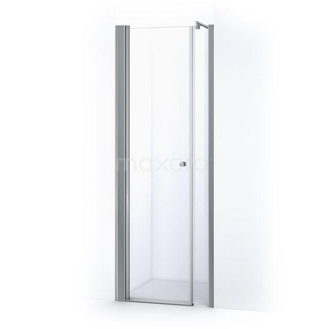 Douchewand met Draaideur Zircon Comfort 90cm Chroom DW-0207113