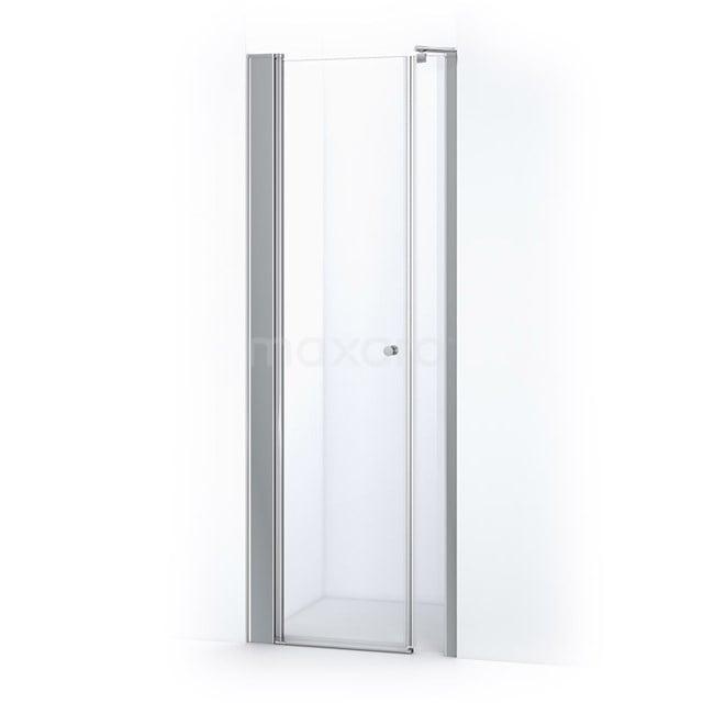 Douchewand met Draaideur Zircon Comfort 90cm Chroom DW-0306211