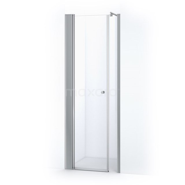 Douchewand met Draaideur Zircon Comfort 80cm Chroom DW-0206213
