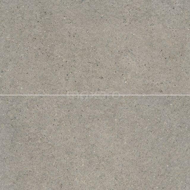 Vloertegel/Wandtegel Viene Steen 30x60cm Natuursteenlook Grijs Gerectificeerd 303-030203