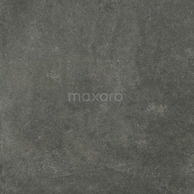 Vloertegel/Wandtegel Pavera Nero 60x60cm Natuursteenlook Antraciet Gerectificeerd 303-060103