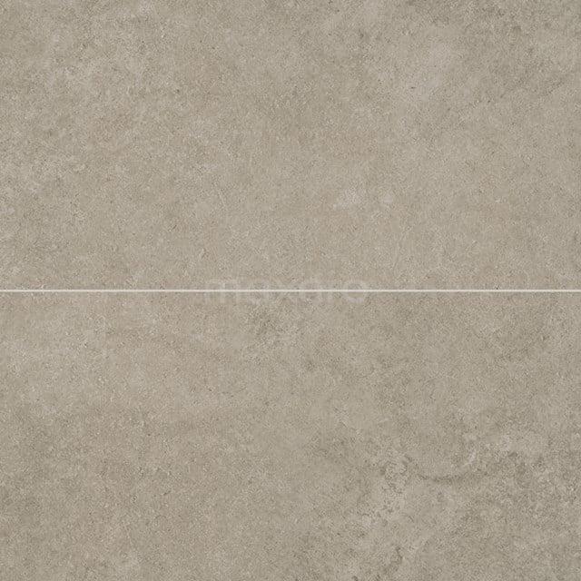 Vloertegel/Wandtegel Pavera Crema 30x60cm Natuursteenlook Beige Gerectificeerd 303-060201