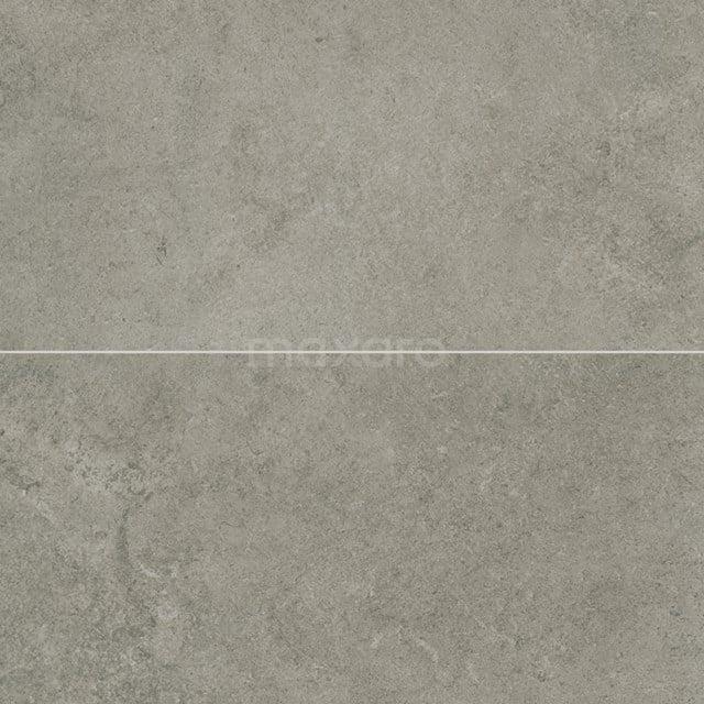 Vloertegel/Wandtegel Pavera Gris 30x60cm Natuursteenlook Grijs Gerectificeerd 303-060202