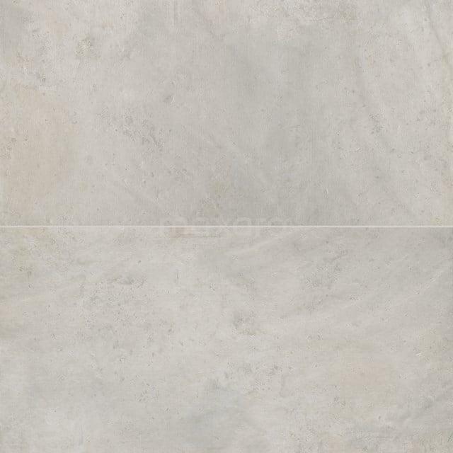 Vloertegel/Wandtegel Roots Warm 30x60cm Betonlook Grijs Gerectificeerd 304-020202