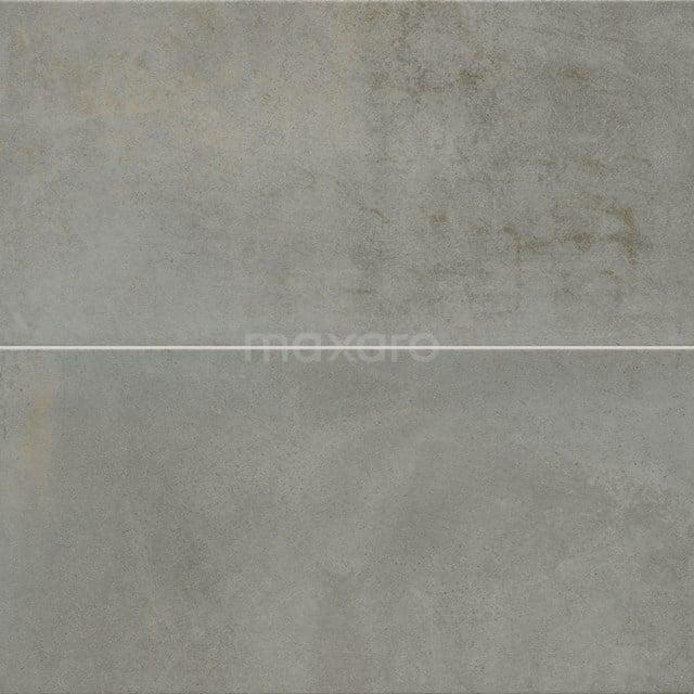 Vloertegel/Wandtegel Adagio Dark Grey 30x60,3cm Uni Grijs 401-020202