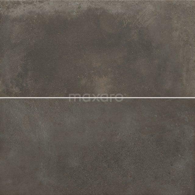 Vloertegel/Wandtegel Adagio Copper 30x60,3cm Uni Bruin 401-020203