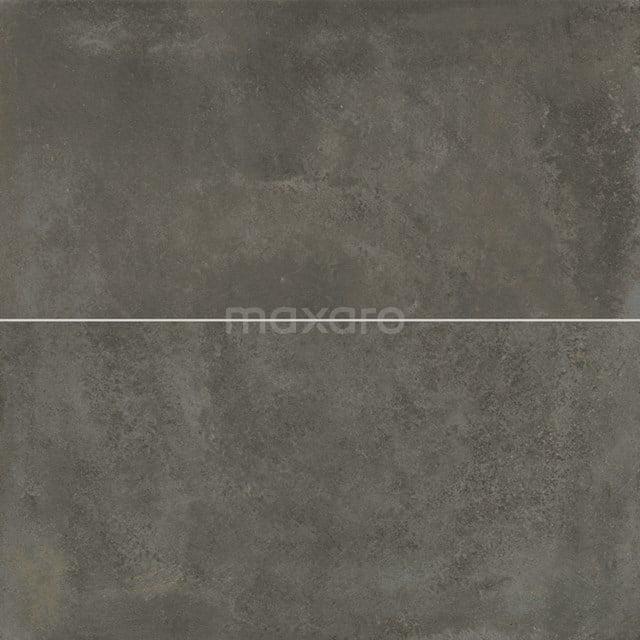 Vloertegel/Wandtegel Adagio Graphite 30x60,3cm Uni Antraciet 401-020204