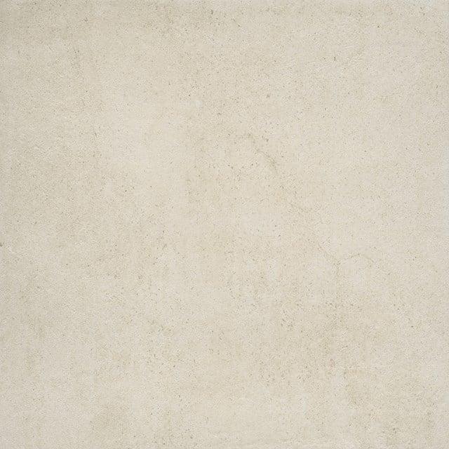 Vloertegel/Wandtegel Gem Bianco 60x60cm Natuursteenlook Beige Gerectificeerd 403-040101